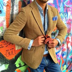 Great outfit by Louis-Nicolas Darbon #fashion & #style