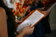 A Festively Creative DIY Fall Wedding   Fab You Bliss