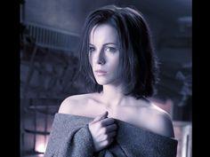 Kate Beckinsale as Selene from Underworld hair cut