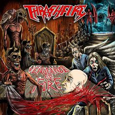 "[CRÍTICAS] THRASHFIRE (TUR) ""Vengeance of fire"" CD EP 2015 (Xtreem Music)"