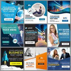 Multipurpose Instagram Templates - 50 Designs #Instagram, #Multipurpose, #Templates, #Designs Social Media Poster, Social Media Banner, Social Media Template, Social Media Design, Best Banner Design, Instagram Advertising, Instagram Banner, Creative Poster Design, Instagram Design