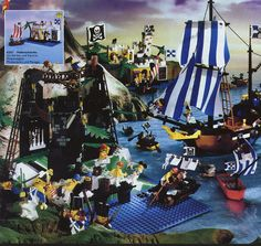 Lego Pirates 1991 set