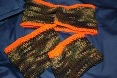 Darling Deer Crochet Set by SisterHippies on Etsy