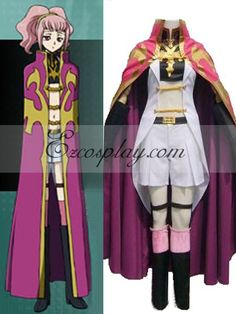 Back To Search Resultsnovelty & Special Use Nice Cosplaydiy Free Shipping Customized Code Geass Schneizel El Britannia Cosplay Costume Anime Cosplay Costume