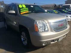 2008 Gmc Yukon 4x2 Denali 4dr SUV In Los Angeles CA - GENERATION MOTORS INC