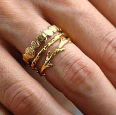 Midi Ring Gold