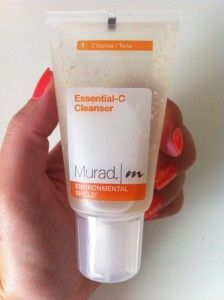Murad Essential C Cleanser, one of my absolute favorite Cleansers from Murad!!!