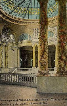 interior centro gallego, habana by david haggard, via Flickr