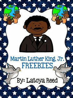 Martin Luther King, Jr. Products Giveaway/Freebies