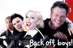 Blake Shelton Won't Hang Out With ANY Of The Voice Coaches Since Dating Gwen Stefani — This Is How We Imagined The Awkward Group Convo!