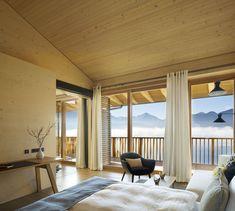 Gallery of Alpine Chalets / landau kindelbacher Architekten Innenarchitekten - 4