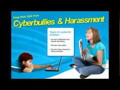 Stop Cyberbullying - Cyberbullies & Harassment - Internet Safety - YouTube