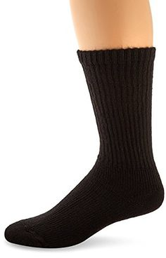 JOBST 110852 SENSIFOOT CREW BLACK MED >>> Read more  at the image link.Note:It is affiliate link to Amazon.