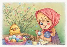 Easter Fun by Caroline Nyman