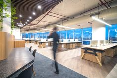 Nomura Research Institute Offices - Gurgaon - Office Snapshots