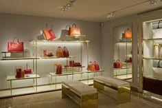 Furla, Milan, Italy #retail #fashion