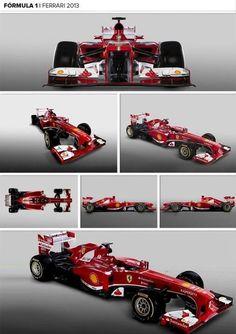 Ferrari F1 2013 http://amzn.to/10TGlUQ
