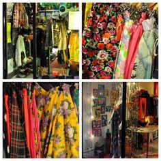 Vintage fashion: Rome edition Retro Fabric, Rome, Kimono Top, Vintage Fashion, Fashion Vintage, Preppy Fashion, Rome Italy