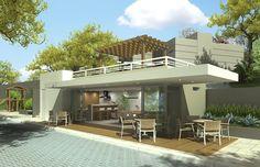 Villa Volare - Londrina PR.  Architec Projetos Especiais