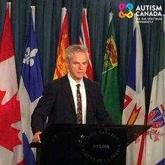This morning Dermot Cleary Autism Canada Board Chair addressed the Canada Revenue Agency at our Disability Tax Credit (DTC) press conference. Autism Canada wants to see DTC criteria applied equally consistently and transparently for all individuals and families.