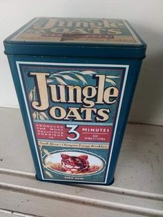 Vintage Tins, Coffee Cans, Canning, Food, Crates, Essen, Meals, Home Canning, Yemek