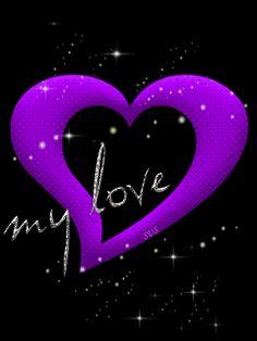 """Purple Heart  """"My Love"""" . . . is Jesus!"""
