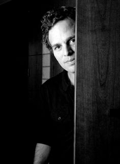 Mark Ruffalo. One of the most handsome men in the world. After my husband of course. :)
