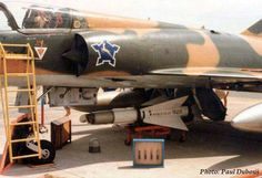 SAAF Mirage lll South African Air Force, Aircraft Parts, Defence Force, Red Arrow, African History, North Africa, Military Aircraft, Airplanes, Weapons