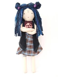 Florica Doll by Lily Blaise