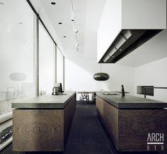 architecture design. Malik | ARCH515interior design.CG Art Direction: Lukasz Malik