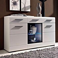 Fever 3 Door Sideboard G Floor, How To Clean Furniture, Hazelwood Home, Working Area, Ground Floor, Sideboard, Filing Cabinet, Drawers, Shelves
