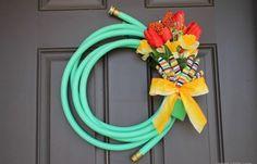 15 Spring Wreaths With Tutorials