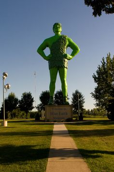 Ho.Ho.Ho.  Green Giant.