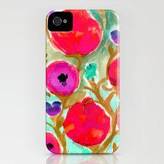 Fiona Flower iPhone & iPod Case