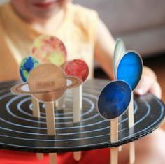 trendy science ideas for kids solar system Solar System Science Project, Solar System Projects For Kids, Solar System Crafts, Science Projects For Kids, Science For Kids, Solar System Kids, School Projects, Space Crafts For Kids, Art For Kids