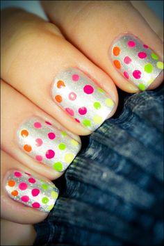 Neon Dots!!! :)