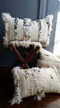 Moroccan Lumbar Pillow