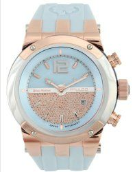 MULCO Unisex MW5-1621-423 Analog Display Swiss Quartz Blue Watch