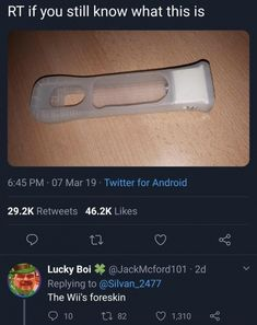 My Wii's foreskin is currently chewed up by the dog smh dailymemes memes memesdaily wii wiiu nintendoswitch nintendo justdance edgymemes offensivememes kahoot Stupid Funny Memes, Funny Relatable Memes, Haha Funny, Funny Posts, Hilarious, Funny Stuff, Itachi, Best Memes, Funny Memes