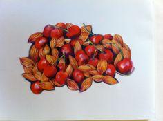 Cherry Almond divine @Karen Cadenhead