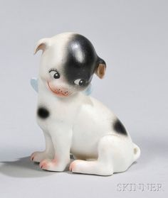 All-Bisque Kewpie Doodle Dog | Sale Number 2597M, Lot Number 47 | Skinner Auctioneers