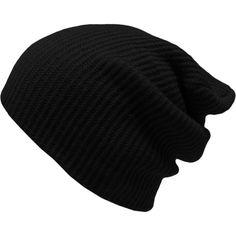 70adec20a08 New Winter Women Men Knit Ski Crochet Slouch Hat Cap Beanie Hat Solid