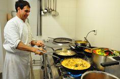 Chandigarh Tandoori: Restaurant indien à Genève.
