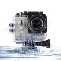 Wish | DBPOWER Professional EX5000 WIFI 2.0inch 14MP FHD Sports Action Camera waterproof with 2 Improved Batteries and  Accessories