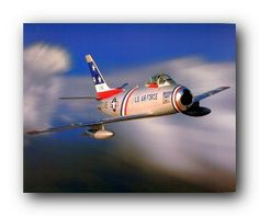Absolutely Amazing! This beautiful jet military art print poster will add a unique and primitive touch to your home décor. This poster captures the image of F-86 military jet flying in the air which looks amazing and sure to grab lot of attention. This poster is perfect for someone who is inspired by the military jets. Hurry up and grab this wonderful wall poster for its durable quality and high degree of color accuracy.