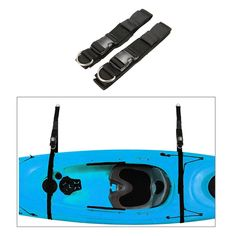 Canoe Storage ** Kayak Wall Storage Strap Rack Hanger Boat Keeper Garage Hanger Black Wall Hanger Straps Webbing for Boat Kayak/SUP Storage *** To watch better for this item, go to the picture web link. (This is an affiliate link). Canoe Storage, Wall Storage, Kayak Hanger, Kayak Accessories, Canoe And Kayak, Black Walls, Wall Hanger, Kayaking, Brand Names