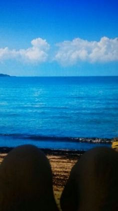 Ocean... Peaceful
