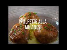 Polpette alla Milanese |  Chef in Camicia