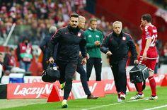 We are ready💪🏼😊🇵🇱⚽️ #matchday #poland #nationalteam #medicalstaff #laczynaspilka #football #physio #physiosport #physiotherapy