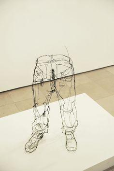 Esculturas de alambre